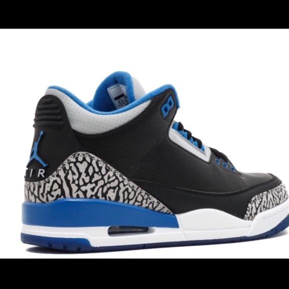 size 40 b0f06 f0755 Jordan Other - 🏀AIR Jordan-3 Retro Shoes (Size 5.5Y) or